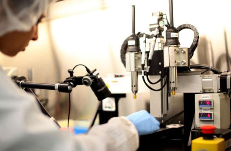 Le développement de l' impression 3D au secours de la médecine
