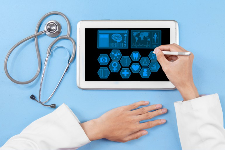 L'industrie de la santé & le numérique