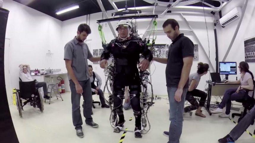 Quand la réalité virtuelle redonne des sensations aux paraplégiques